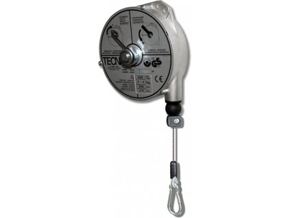Balancér TECNA 9337 / 4 - 6 kg / 2500 mm vyvažovač (snižuje námahu)