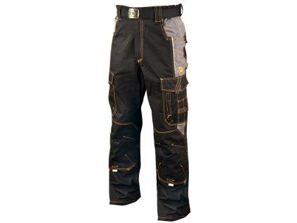 Pracovní kalhoty do pasu ARDON VISION 02 černo-šedé
