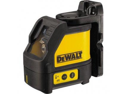 Křížový laser DeWALT DW088K 10m červený