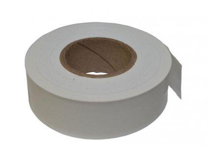 Páska vyznačovací bílá