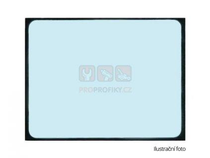 Krycí folie pro svářečskou kuklu Proteco P800E 123x99 - vnější