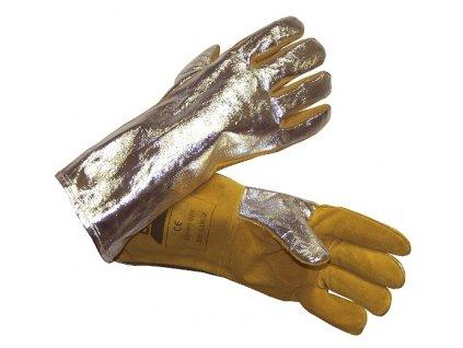 Svářečské rukavice ESAB Heavy Duty Aluminium