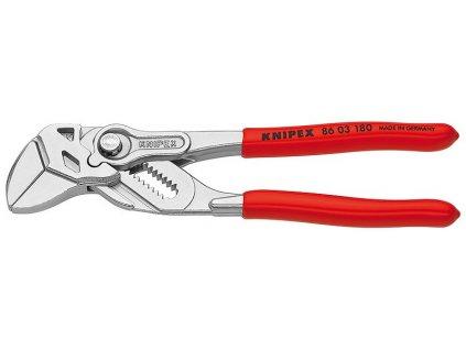 Kleště KNIPEX stavitelný klíč, 180mm