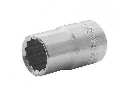 Hlavice 1/2'' nástrčná 14 mm 12-hran