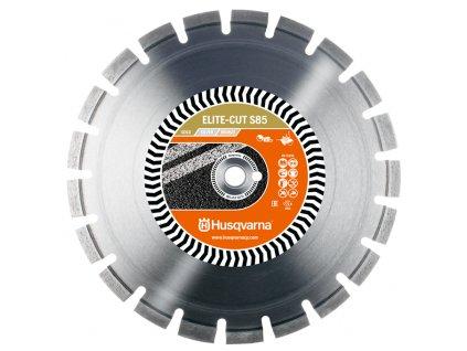 Diamantový kotouč Husqvarna ELITE-CUT S85 350 x 12 x 25.4/20 - asfalt