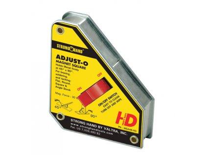 Vypínatelný magnet Strong Hand Tools ADJUST 1 (nosnost 65 kg)