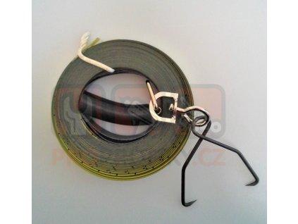Náhradní páska do lesnického pásma Husqvarna 15 m (s háčkem)