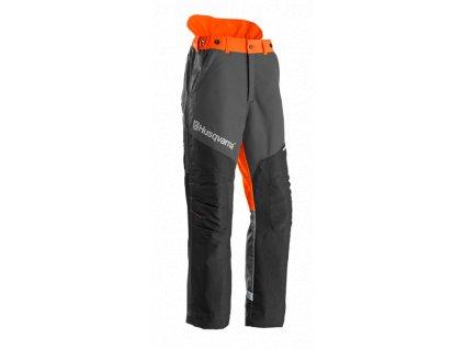 Protipořezové ochranné kalhoty do pasu Husqvarna FUNCTIONAL, vel. 62