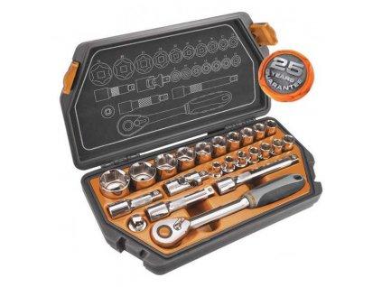 Sada gola NEO Tools 1/2'' 23 ks
