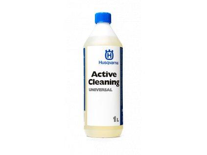 Čistící prostředek Husqvarna Active Cleaning 1 l -  NOVINKA