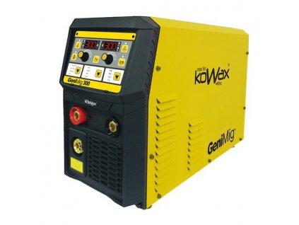 KOWAX® GeniMig 300 - Víceúčelový a kompaktní MIG/MAG/MMA invertorový svařovací zdroj