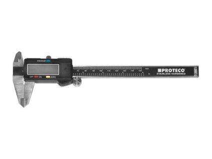 Digitální posuvné měřítko PROTECO 200/0,01mm