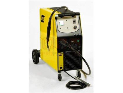 Poloautomatická svářečka ESAB Origo™ Mag C171 1f + hořák MXL™200