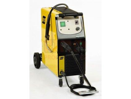 Poloautomatická svářečka ESAB Origo™ Mag C251 1f + hořák MXL™270
