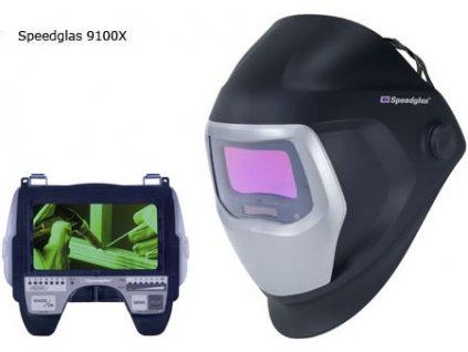 Svářečská kukla Speedglas 9100 X 5/8/9-13 boční průzor