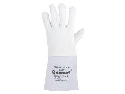 Svářečské rukavice ARDON GLEN TIG, vel.10