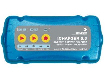 Nabíječka autobaterií CEMONT I CHARGER 5.3