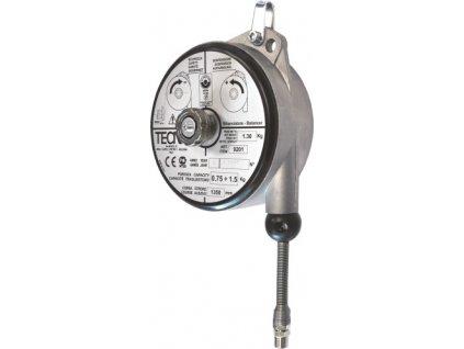 Balancér TECNA 9201 - hadicový / 0,75 - 1,5 kg / 1350 mm G1/4 vyvažovač