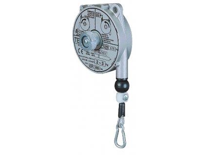 Balancér TECNA 9300NY / 0,2 - 0,5 kg / 1600 mm plast tělo, plast lanko, vyvažovač