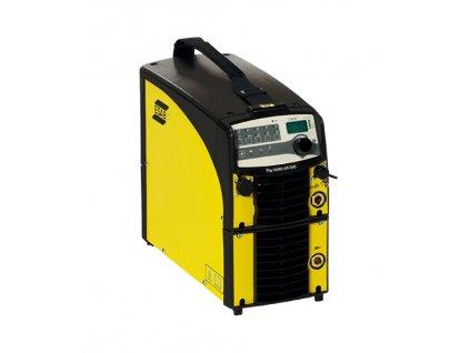 Svářecí invertor ESAB Caddy™ Tig 2200i AC/DC TA34 + hořák TXH™251w, kabely, chladící jednotka a vozík