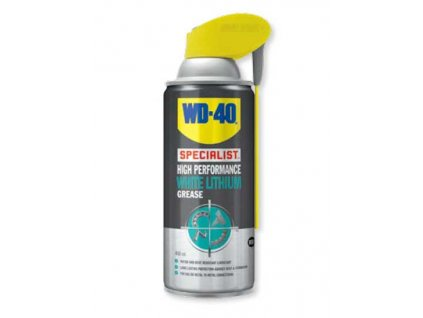 Vazelína bílá lithiová WD40  400 ml