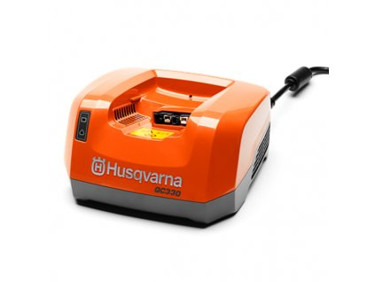 Nabíječka Husqvarna QC330 (330W/220V)