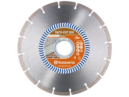 Diamantový kotouč Husqvarna TACTI-CUT S50 230 10 22.2