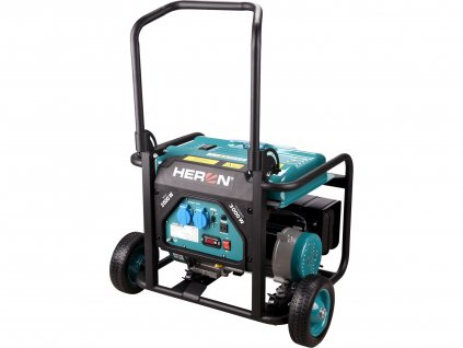 Elektrocentrála HERON benzínová 7,4HP/3,5kW