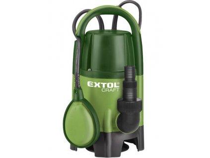 Ponorné čerpadlo EXTOL CRAFT 414121 400W 8000l/hod