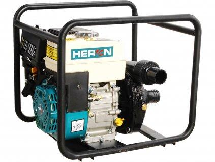 Čerpadlo HERON EMPH 20 motorové tlakové 6,5HP, 500l/min