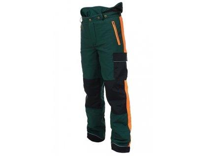 Pracovní protiprořezové kalhoty do pasu PROFESIONAL SCILAR+