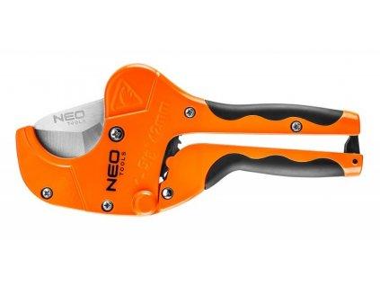Kleště Neo Tools na trubky PVC, PP, PE do 45mm