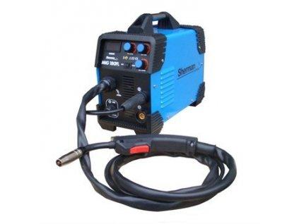 Invertor Sherman MIG 180 FL MAGNUM 180/60% + hořák a kabely