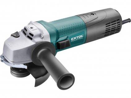Bruska EXTOL Industrial úhlová 125mm 1400W