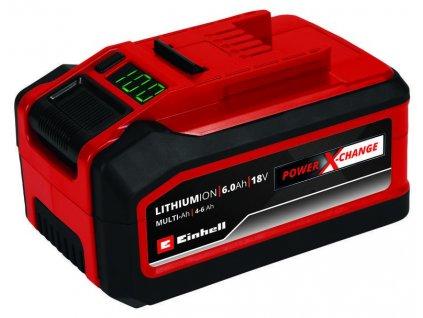 Aku baterie Einhell 18V 4-6AH MULTI-AH PXC PLUS