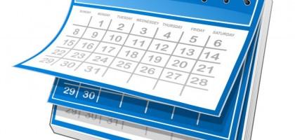 Rozvozový kalendář