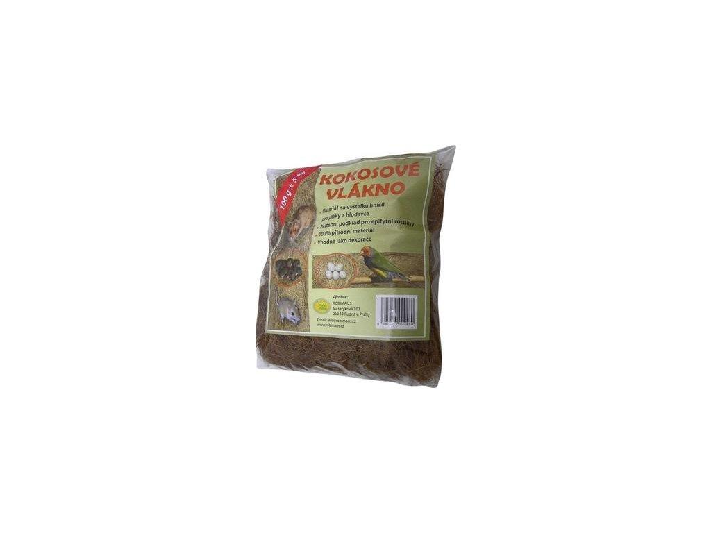 kokosové vlákno