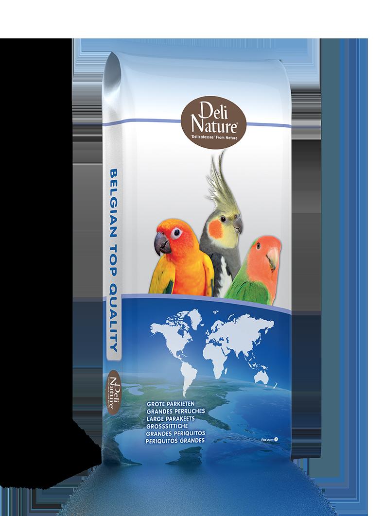 Deli Nature 69- Střední papoušek 20kg