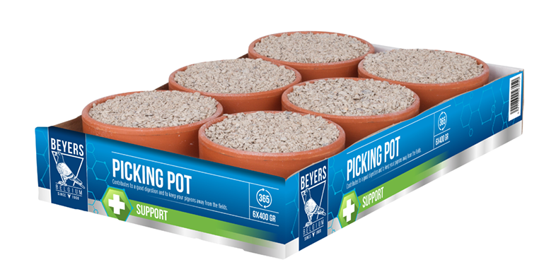 BEYERS Picking Pot - 6 x 400 GR