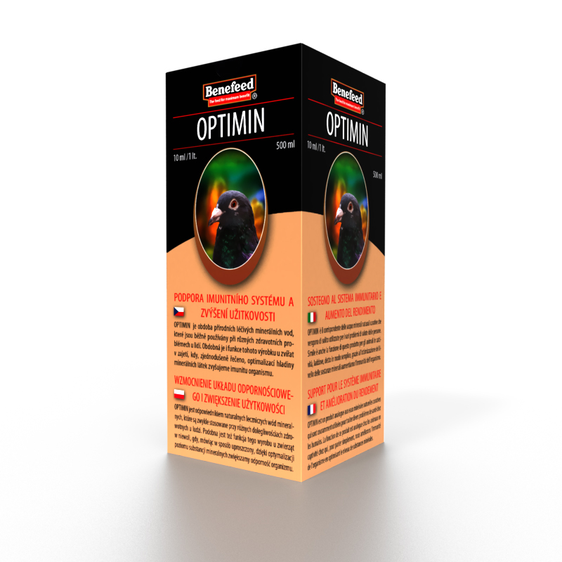 OPTIMIN HOLUB 500 ML