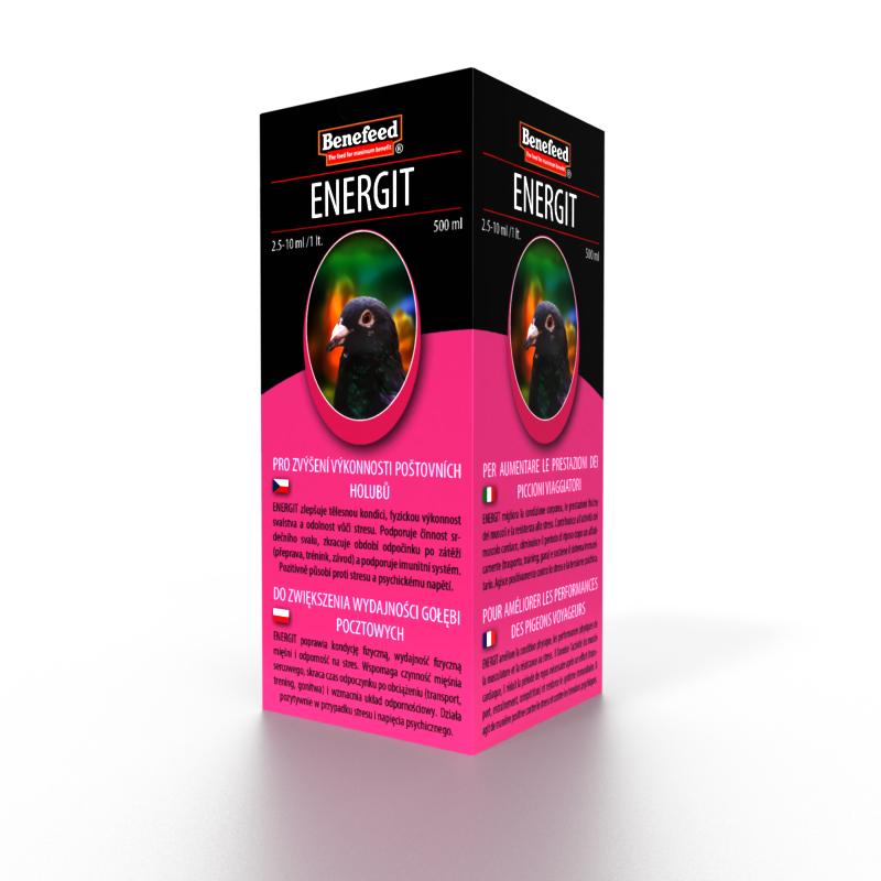 ENERGIT HOLUB 500 ML