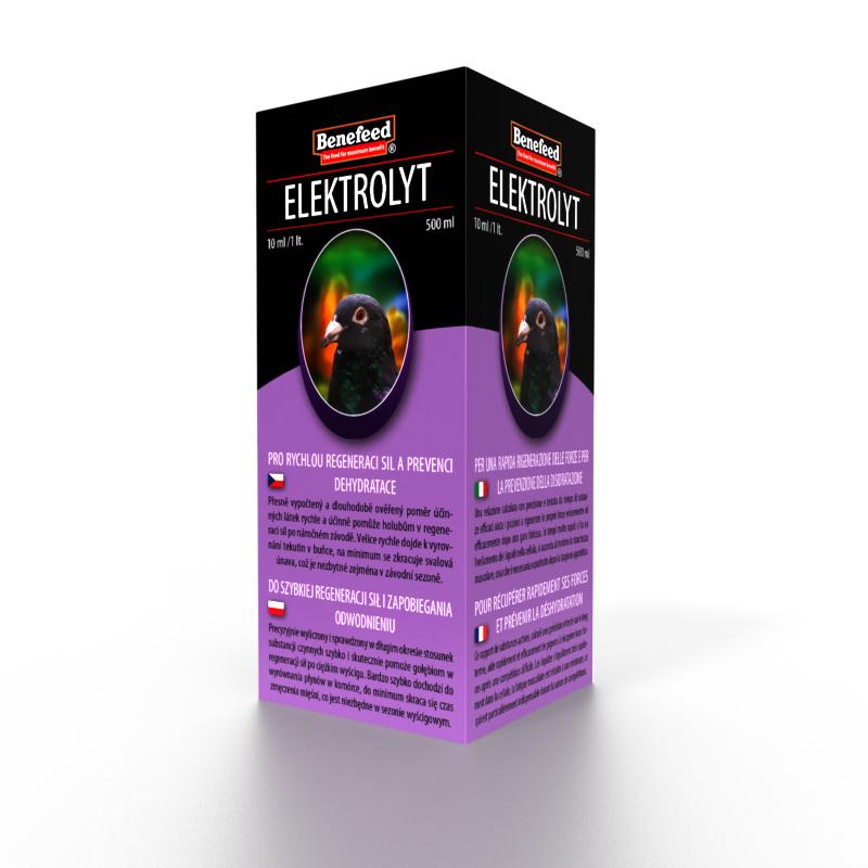 ELEKTROLYT HOLUB 500 ML
