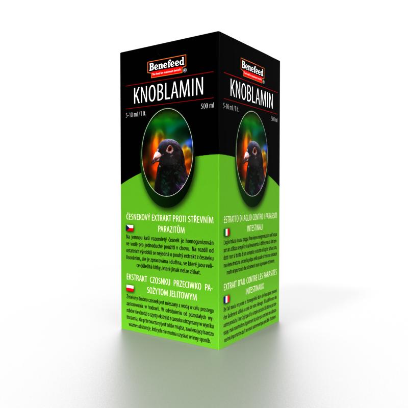 KNOBLAMIN HOLUB 500 ML