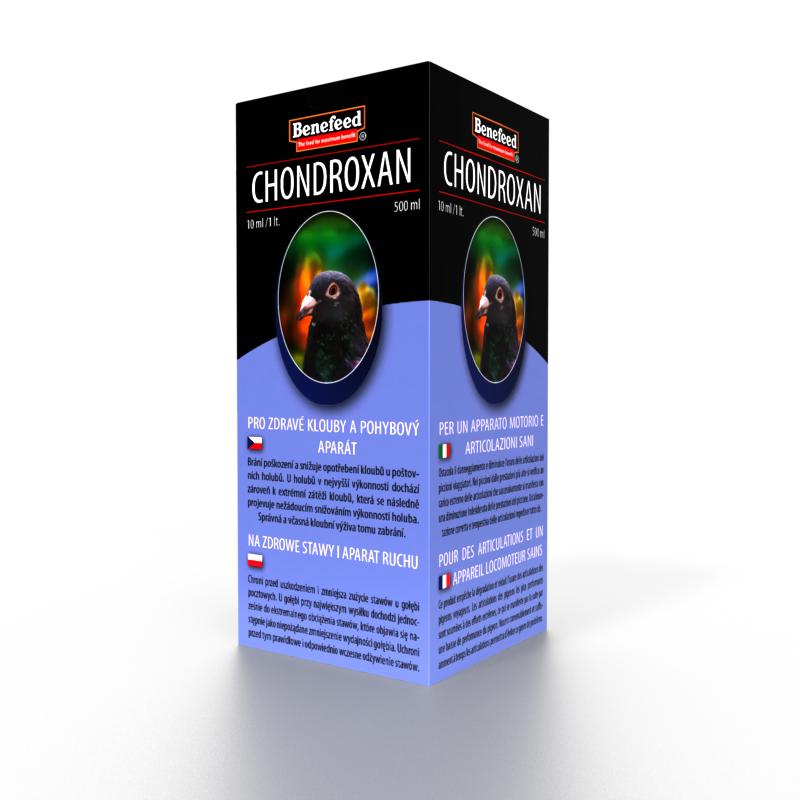 CHONDROXAN HOLUB 500 ML
