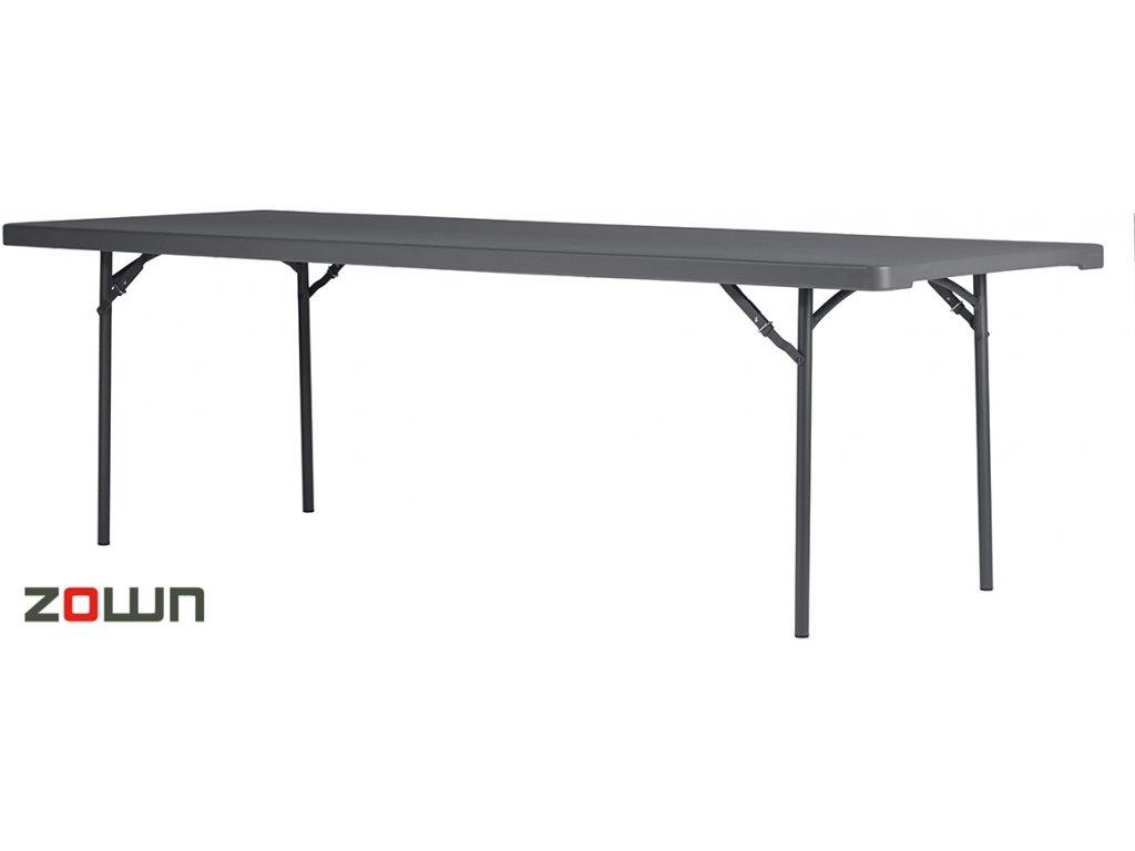 Cateringový stůl 240 x 91 cm