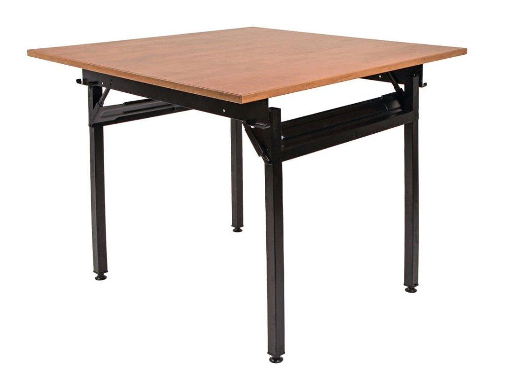 Banketový stůl čtvercový