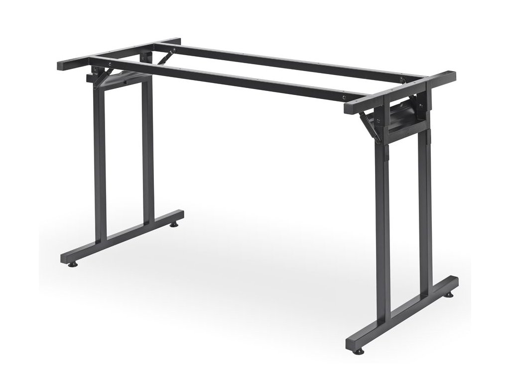 Skládací stolová podnož Premium-H pro obdélníkové desky