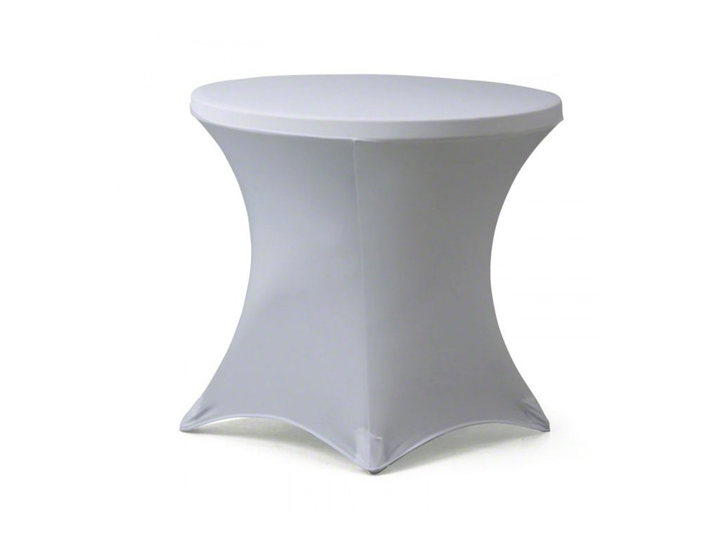 Pružný návlek na kulatý stůl 150 cm