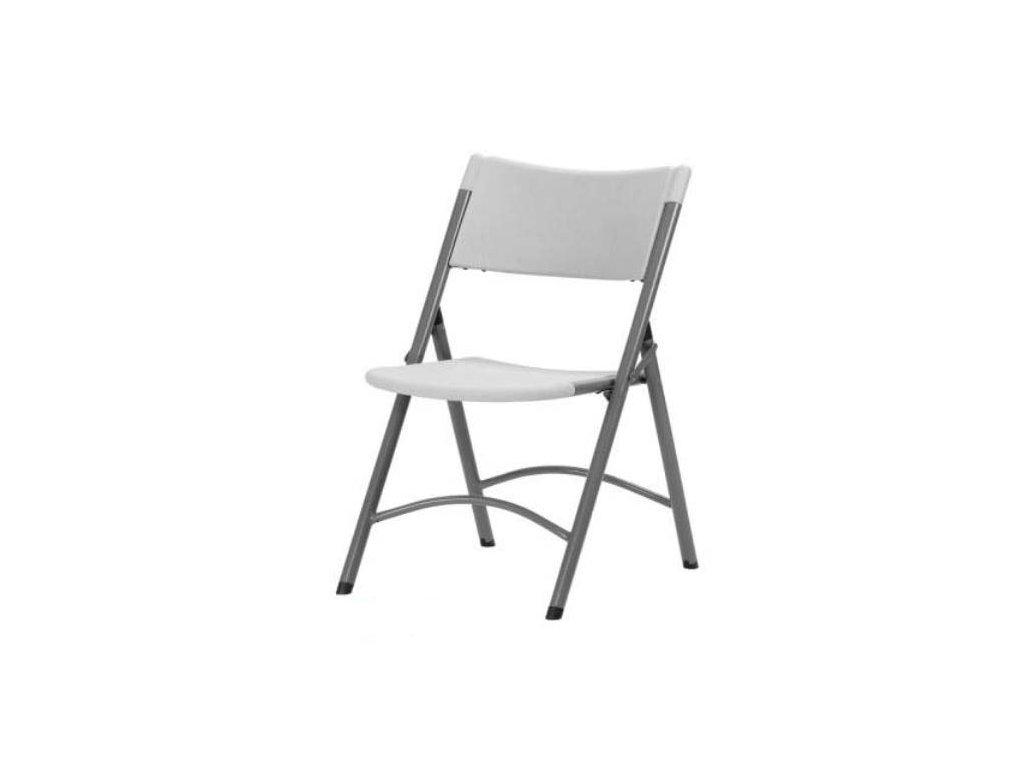 Plastová skládací židle Otto