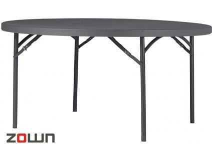 Cateringový stůl 160 cm skládací